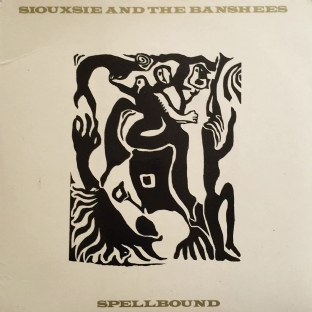 "Siouxsie And The Banshees ‎- Spellbound (7"") (EX/EX-)"